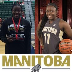 Congratulations to Manitoba's Kyanna Giles named as a 1st Team All-Canadian!