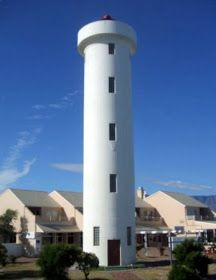 Lighthouses of S Africa: Milnerton Lighthouse