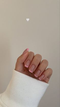 Simple Acrylic Nails, Best Acrylic Nails, Simple Nails, Classy Nails, Stylish Nails, Trendy Nails, Cute Nails, Acylic Nails, Basic Nails