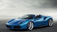 The new 2016 Ferrari 488 Spider engine comes equipped with a V8, turbocharged powertrain with the capacity of 4.0 liters, Price will be about quarter of...#2016Ferrari488Spider