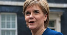 The First Minister's first choice is Scottish Independence, but right now she's fighting for the Scottish 'Remain' vote to count for something in a post-Brexit Europe.