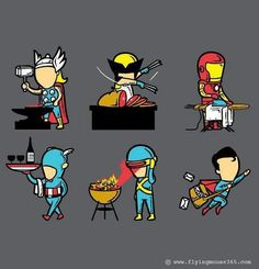 heroes' abilities