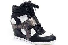 Step into the School Year with 100 Super Stylish Sneakers: Express Wedge sneakers