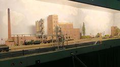 Fabrieks gebouw