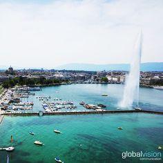 Jet d'Eau #Genève #genevatourism #visitgeneva #visitgva #aerial #aerialview #aerialphoto #aerialcity #drone #dronephoto #dronefly #dronestagram #droneoftheday #picoftheday #photoofheday #S1000 #camera #sony #nex7 #panorama #360
