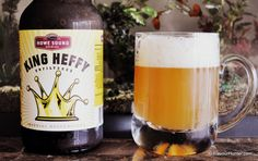 King Heffy from Howe Sound Brewing Beer Pictures, Craft Beer, Brewing, King