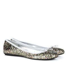 Stardust Ballet Flats