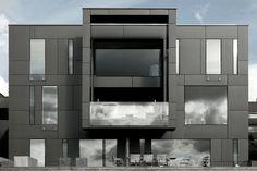EQUITONE Facade Panels: Alemania - Dortmund - Villa privada %u2022 Foto: Gunnar Bastien