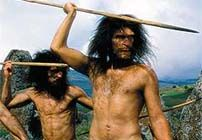 Humans were able to talk 300,000 years ago, new research has shown.  Pre-Neanderthals who lived in northern Spain could utter basic vowel sounds. The findings are based on studies of a complete skull found in the Sima de los Huesos (Pit of Bones) in Atapuerca in 1992 among the remains of over thirty other people. The now famous skull, Atapuerca 5, belongs to a member of the species Homo heidelbergensis, which was the last common ancestor of the Neanderthals and today's humans.