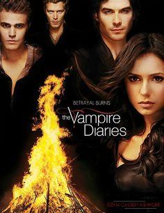 The Vampire Diaries - Betrayal Burns by ~The-VampireDiaries on deviantART