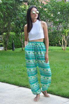 Yoga Drawstring Pants Bohemian Boho Style Hippies Indian | Etsy   #Etsy #harempants #yogapants #womenpants #hippiepants #gypsypants #Traveler #Bohostyle #elephantpants #women #womensfashion #womenswear #womenempowerment #womenstyle #womenfashion #womens #womenwholift #fashion #fashionblogger #fashionable #fashionstyle #fashionblog #FashionAddict #fashiondiaries #fashionpost #fashionphotography #fashionlover #fashionmodel #fashiondesign #fashiondaily #fashionstylist Lounge Pants Outfit, Hippie Style Clothing, Elephant Pants, Boho Fashion, Fashion Outfits, Peacock Pattern, Indian Fabric, Pants For Women, Clothes For Women