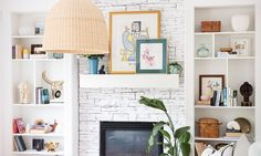 17 insanely easy ways to make ikea furniture look amazingly high end, painted furniture