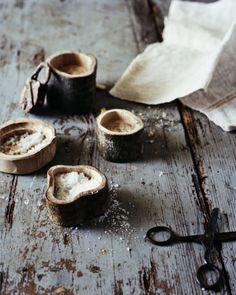 New & antique wood pieces by carpenter Andrea Brugi