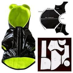 PDF dog coat sewing instructions ,Coat for dog, Sewing dog clothes, Dog clothes small Language English Size S: neck ~ chest girth ~ length ~ This listing included 1 PDF 26 step by step 21 pages Sewing level: experienced beginner, ex Small Dog Clothes Patterns, Dog Coat Pattern, Puppy Clothes, Clothes For Dogs, Dog Items, Pet Fashion, Dog Jacket, Dog Sweaters, Dog Dresses