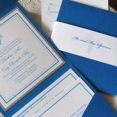 Handmade Wedding Invitations | Emmaline Bride