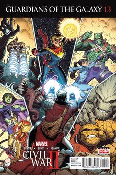 Guardians Of Galaxy #13