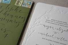 embossed card inspiration - Silhouette Cameo cutting machine can do this - not just cuts, it also can emboss!