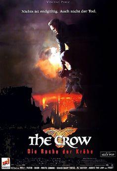 Poster zum Film: Crow, The - Die Rache der Krähe