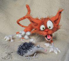 Toy by Svetlana Pertseva