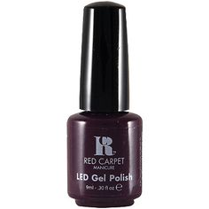 Nail Gelp Polish || Purple LED Gel Collection- Thank You, Thank You (deep purple plum)