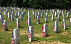 Happy Memorial Day! remembering the people who died while serving in the country's armed forces.
