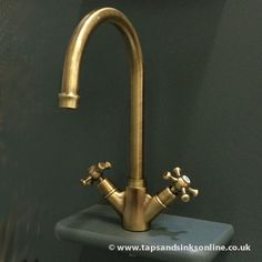 San Marco Venice Kitchen Tap Bronze and Fittings from Only Utility Sink Taps, Kitchen Paint, Kitchen And Bath, Bronze Kitchen, Kitchen Mixer Taps, Bathroom Goals, Downstairs Bathroom, Traditional Kitchen, Candle Sconces