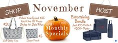 November 2015 Thirty One Gifts banner