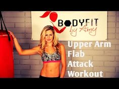 This 8 minute workout targets the upper arms to tighten and tone! Blast fat and lose flab by sculpting and strengthening your arms with dumbbell moves. Put On Weight, Lose Weight, Weight Loss, Lose Fat, Lose Belly Fat, Tone Upper Arms, Toned Arms, 8 Minute Workout, Arm Flab