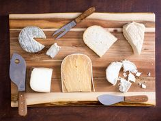 """Everyone knows about """"goat cheese,"""" a.k.a. """"chèvre."""" It's white, it's crumbly, and it's always showing up on beet salad thanks to northern California cooks in the '80s. But it's only the beginning of the goat cheese story. Here are 10 others worth your time."""