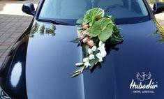 Esküvői autódísz   Hubadúr Ceremóniamester