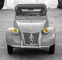 The CITROEN 2CV....Perhaps the ultimate example automotive minimalism...................................................................................................................................................................................................................................................................................................................