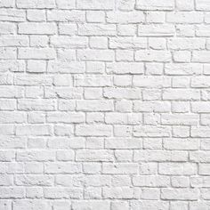 White Brick Wall for Wall Decor by Print a Wallpaper - Offering Wallpaper Solution at USD 2.0 / sq.ft. Email us at info@printawallpaper.com or call us at +91-98110-31749