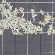 MOON RIVER: 'Carta d'Agua (Rain Map)'
