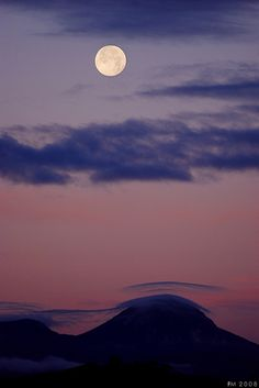Purple Moon, by Massimo Feliziani, on Flickr