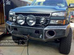 My custom Bumper build - Diesel Place : Chevrolet and GMC Diesel Truck Forums Gmc Diesel, Chevy Diesel Trucks, Lifted Trucks, Cool Trucks, Chevy Trucks, Pickup Trucks, Powerstroke Diesel, Diesel Tips, Custom Truck Bumpers