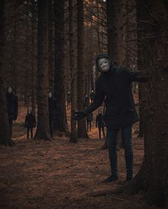"""Join us."" by Rolands Rolzay Zilvinskis / photography, surreal photography, surreal art, surrealism. Scary Photography, Forest Photography, Surrealism Photography, Conceptual Photography, Urban Photography, Fine Art Photography, Amazing Photography, Photography Ideas, Halloween Photography"