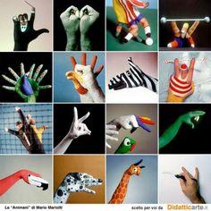 Human Body Art, Finger Plays, Kids Class, Illusion Art, Hand Art, Finger Puppets, Installation Art, Art Forms, Hand Tattoos