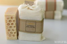 This Is For One Oatmeal Milk And Honey Bar Of Soap It So Awesome Smelling Ll Make A Whole Room Smell Good Each Around 5oz Made Via