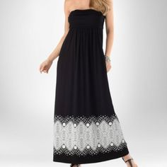 Soma Intimates. They have the best maxi dresses.