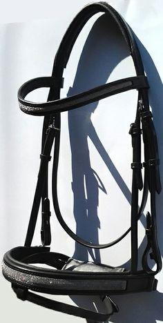 Elrose Equine Leather English Horse Bridle www.elroseequine.com