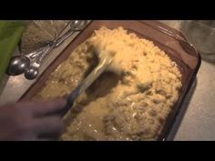 Homemade Mac&Cheese, BBQ Pulled Pork and Home Canned Green Beans - YouTube