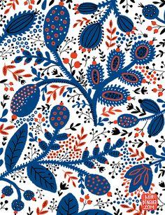 Mirdinara makes the most gorgeous patterns