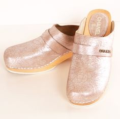 Chanel Clogs: This may be the teacher in me but I think these are just too presh!