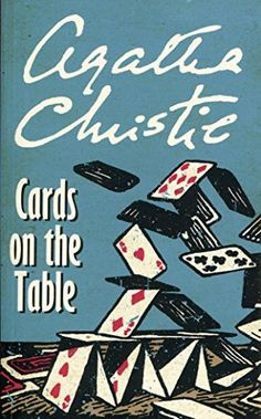 Agatha Christie's Hercule Poirot (Harper Collins Book Covers) 15. Cards on the Table