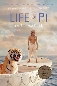 Life of Pi...Loved it!!!