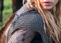 The Austrian Woman: Lagertha's Battledress: Insert Expletive Here