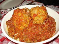 Buca di Beppo Copycat Recipes: Spaghetti and Meatballs