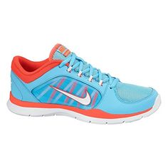 buy popular 68c81 a0370 Nike Womens Flex Trainer 4 Plrzd BlWhiteLsr CrmsnLsr C Training Shoe 55  Women US -- To view further for this item, visit the image link.