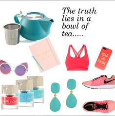 Can't wait for summer!! Here is our fritz #wishlist for spring. Time to put down the cake, get to the gym and get going!! We're also drinks our twinkle twinkle detox tea, see more at alisonappleton.com!  #getfit #summer #spring #nike #kennethjaylane #katespade #smithandcult #lindafarrow #mira-mi #tiffanyandco #alisonappleton