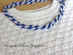 """Купить Вязаная кофта """"Морской круиз"""" - заказать свитер, кофта вязаная, вязание на заказ"""
